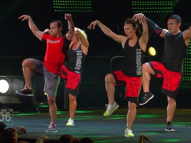 Review of Les Mills Body Combat release 59